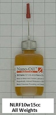 .5oz NanoLube StClaire Nano-Oil AntiFriction Gun Rifles RC Knives Fishing5+10+85