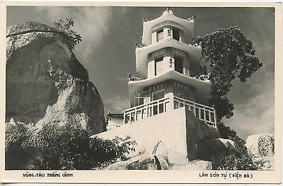 Photography Photographie Indochine Vietnam / Vung Tau Thang Canh / Lam Son Tu