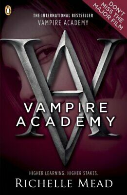 Vampire Academy, Mead, Richelle Paperback Book The Cheap Fast Free Post