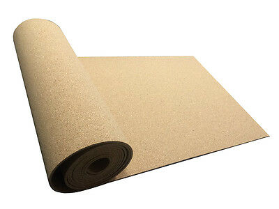 Cork Underlay Cork Sheet Roll Various Sizes