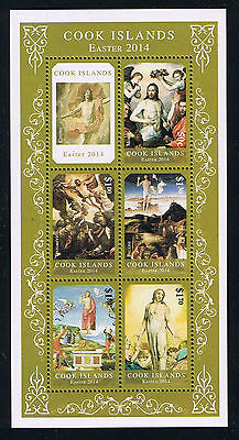 Cook Islands 2014 Easter Postage Stamp Issue
