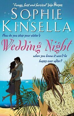 Wedding Night, Kinsella, Sophie Book The Cheap Fast Free Post