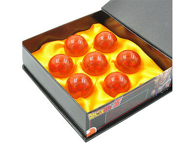 Dragonball Z Dragon Ball Alle 7cs Crystal Kugel Set Son Goku Geschenkbox Cosplay
