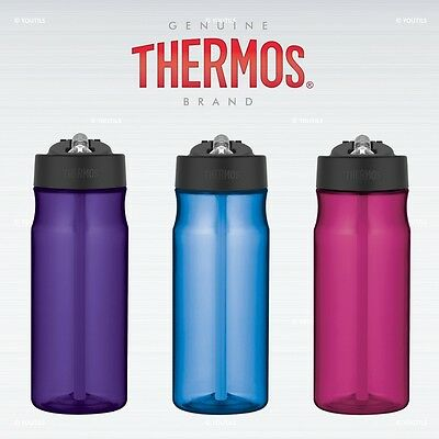 Thermos Intak Hydration Sports Bottle with Straw 530ml BPA Free