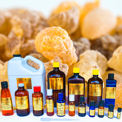 Frankincense Essential Oil - 100% PURE NATURAL - Sizes 3ml to 32 oz - WHOLESALE