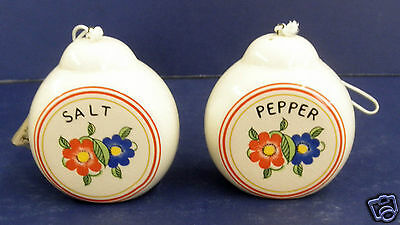 Midwest of Cannon Falls Salt & Pepper Ornaments- New- RETIRED- #53340