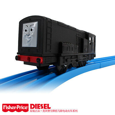 Geniune Fisher Price Trackmaster Thomas Motorized Battery Train - Diesel Head