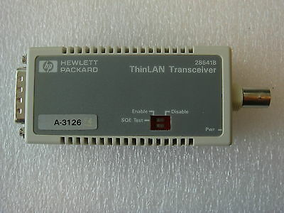 HP 28641B ThinLAN Transceiver A-3126 (Used)