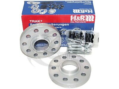 H&R 5mm DRS Series Wheel Spacers (5x114.3/60.1/12x1.5) for Toyota/Lexus