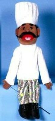 """28"""" Ethnic Dad/Chef Puppet GS4305B New By Sunny"""