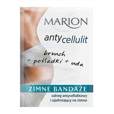 MARION - Cooling Bandage For Body Anti-Cellulite and Firming Treatment