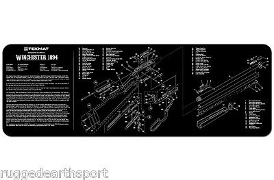 Winchester-1894-Rifle-TekMat-Gun-Cleaning-Mat-12-x36 Winchester Schematic on winchester 1895 disassembly, winchester model 61 schematic, winchester 1885 schematic, winchester 1876 schematic, winchester 94 exploded-view, winchester model 67 parts diagram, winchester model 94 assembly diagram, winchester model 12 schematic, winchester 1897 schematic, winchester 94ae schematic, winchester 1886 schematic, winchester model 1911 shotgun schematic, winchester 94 parts, winchester 30-30 model 94 diagram, winchester 37a schematic, winchester 1873 schematic, winchester 1400 mkii schematic, winchester 190 schematic, 30 30 winchester 94 schematic, winchester 97 schematic,
