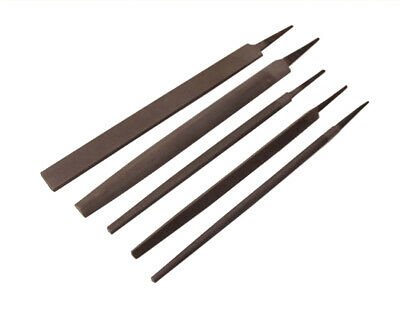 "Industrial Steel Files Bastard Cut Flat/Round/Half Round/Triangle/Square:8""-14"""