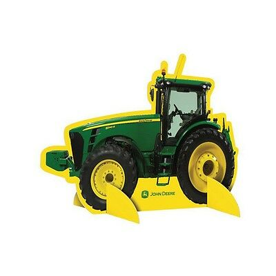 "10"" John Deere Farm Tractor Birthday Party Table Centerpiece Decoration"