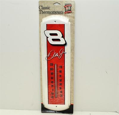 Classic Thermometer Dale Jr. Steel Thermometer Made in The U.S.A. NEW