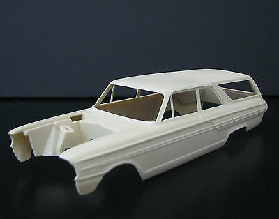 NB281 1/25 scale, Jimmy Flintstone '64 resin Thunderbolt wagon