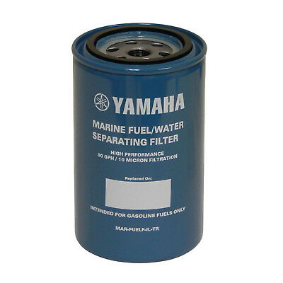 Yamaha Outboard/Boat Water Separating Fuel Filter New OEM  MAR-FUELF-IL-TR