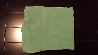 Medical Exam Green back table drape lot of 10