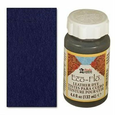 Eco-Flo Leather Dye 4.4 oz (132 mL) Evening Blue 2600-12