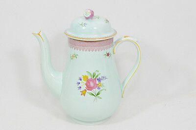 Adams Calyx Ware-Lowestoft Coffee Pot