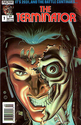 TERMINATOR #1 - Back Issue