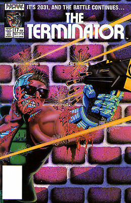 TERMINATOR #17 - Back Issue