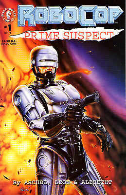 ROBOCOP Prime Suspect #1 (of 4) - Back Issue