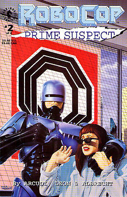 ROBOCOP Prime Suspect #2 (of 4) - Back Issue