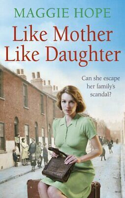 Like Mother, Like Daughter by Hope, Maggie Book The Cheap Fast Free Post