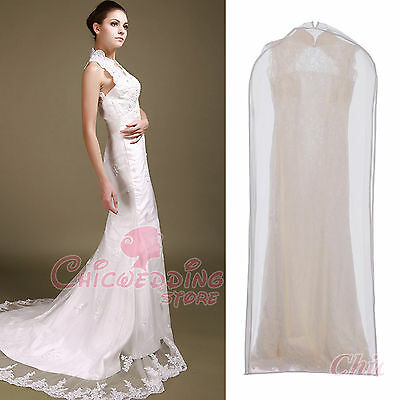 Wedding Travel Garment Bags Ball Dress Suite Cloth Protector Cover Storage Bags