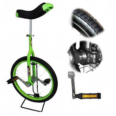 Indy 20 Inch Trainer Unicycle - Standard Monocycle Suitable for Kids and Adults