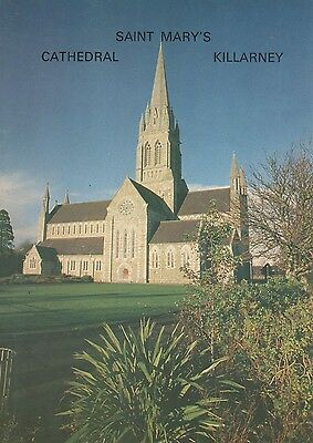 Guide book for Saint Mary's Cathedral, Killarney, Ireland