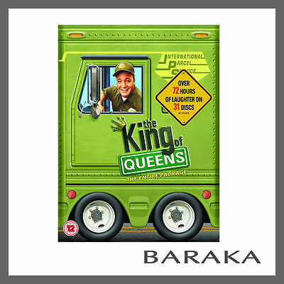 The King of Queens: COMPLETE SERIES 1 2 3 4 5 6 7 8 & 9 DVD Box Set 1 - 9 New