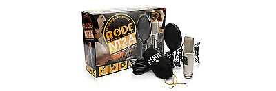 RODE NT2-A Studio Condenser Microphone Recording Package
