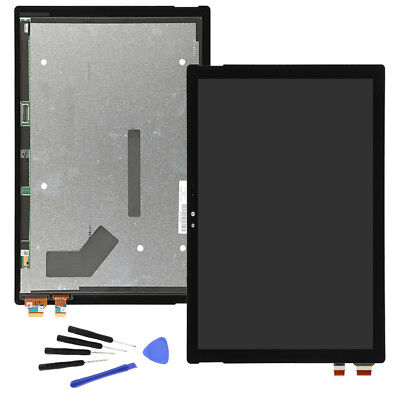 """12.3""""For Microsoft Surface Pro 4 1724 LCD Touch Screen Digitizer Assembly Repair"""