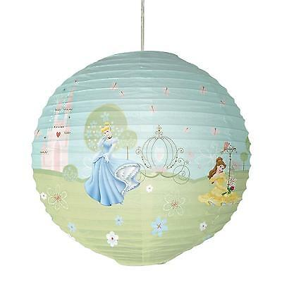 Disney Princess Paper Light Lamp Shade Pendant New