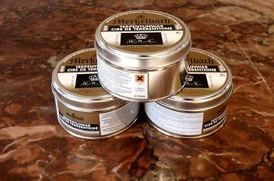 Solid Turpentine Wax for  Antique and New Furniture formulated from old recipes