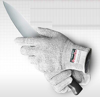 Safety Gloves Power Cut-resistant Butcher Knit Slash Work HandMax Medium