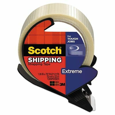 """Scotch Extreme 2"""" Packing Tape with Dispenser - MMM8959RD"""