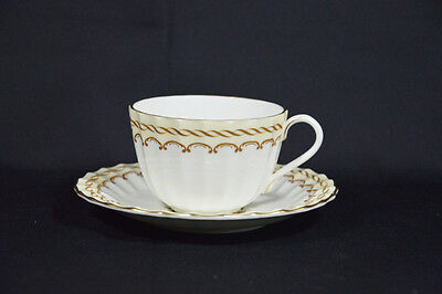 Royal Worcester Kempsey Cup and Saucer