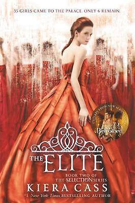 The Elite by Kiera Cass (English) Paperback Book Free Shipping!