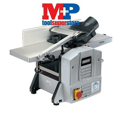 Draper 09543 Bench Mounted Planer Thicknesser (1500W)