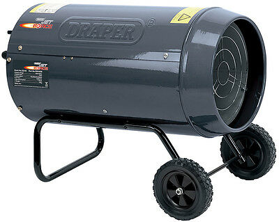 Draper 32218 102,000 BTU (30kW) 230V Propane Mix Space Heater