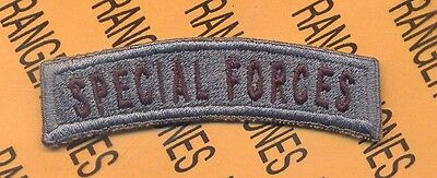 US Army Special Forces SF ACU C/E Airborne tab patch #7