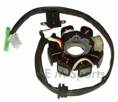 CHINA GY6 GAS Scooter Moped Bike Stator Magneto 125cc 150cc Parts 8
