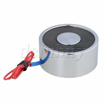 Electric Lifting Holding Electromagnet Solenoid 12V 65 x 30mm 80Kg