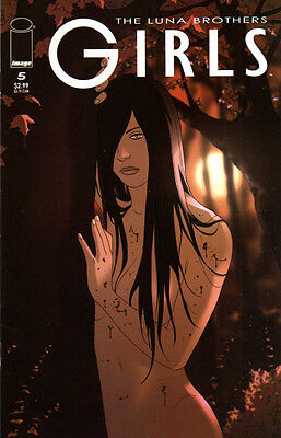 GIRLS (2005) #5 - The Luna Brothers - New Bagged