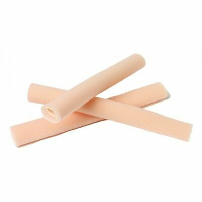 Podiatry Tubular Toe Foam | 25cm Length | With or Without Overlap Protection