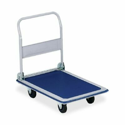 Platform Cart 330lbs Folding Foldable Dolly Push Hand Truck Moving Warehouse