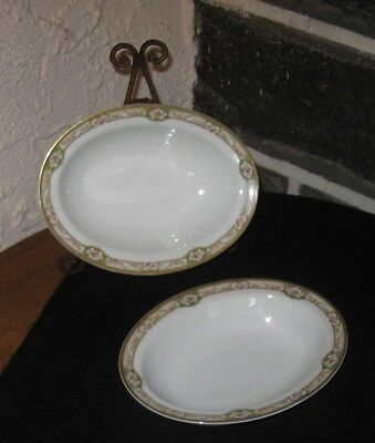 Haviland limoges china BUY WHAT YOU NEED Serving bowl oval 9 1/2 long
